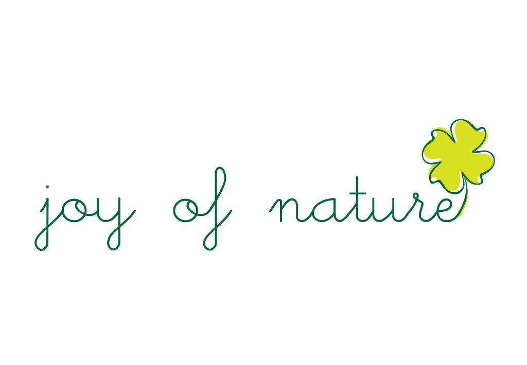 joy of nature Online Shop für Naturprodukte, Webseite.