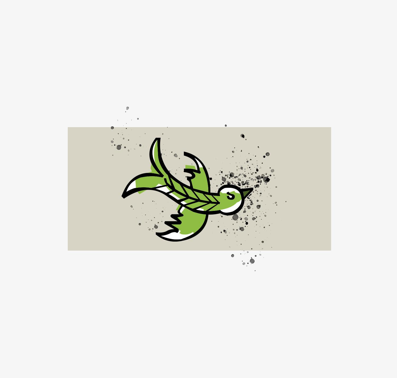 Illustrationen Print- und Webgestaltung by einechtervogel