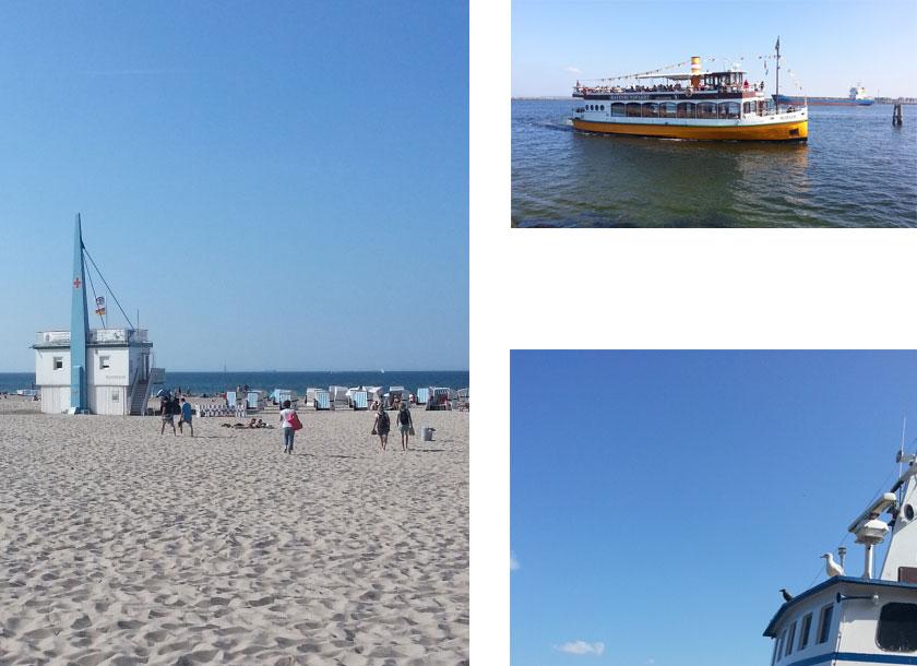 Fotos von der Ostsee