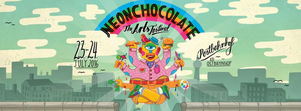 The Arts Festival BERLIN Neonchocolate