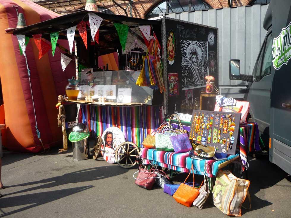 neonchocolatefestival, Mexiko Streetfood