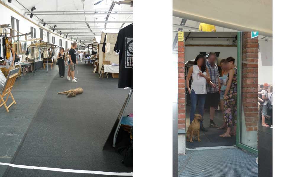 neonchocolatefestival, NEON Hunde