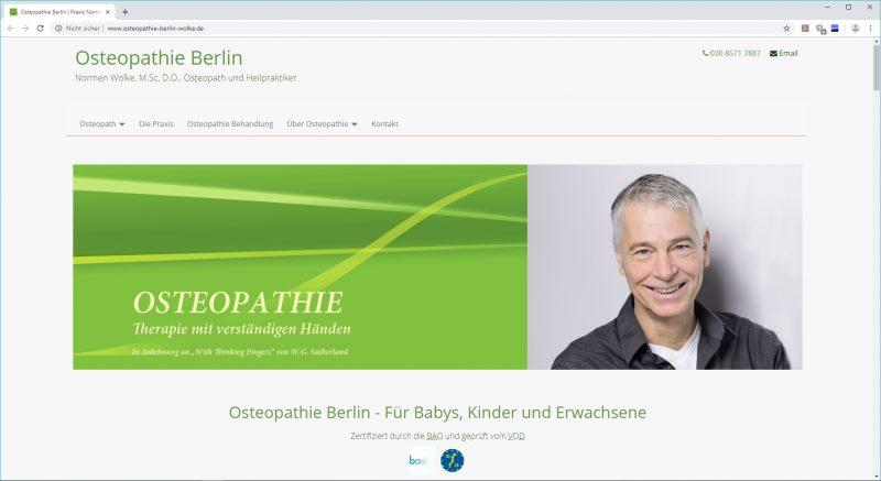 Osteopathie Praxis Berlin